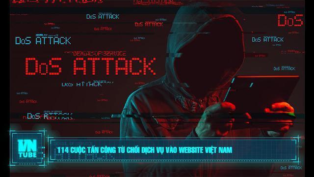 Toàn cảnh an ninh mạng số 2 tháng 08: 114 cuộc tấn công từ chối dịch vụ vào website Việt Nam