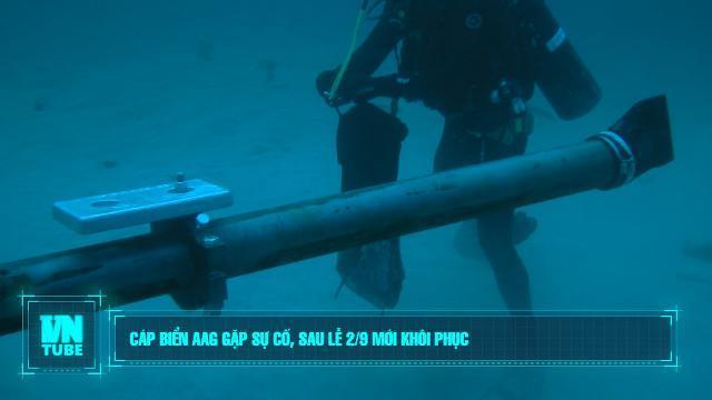 Toàn cảnh an ninh mạng số 3 tháng 08: Cáp biển AAG gặp sự cố, sau lễ 2- 9 mới khôi phục