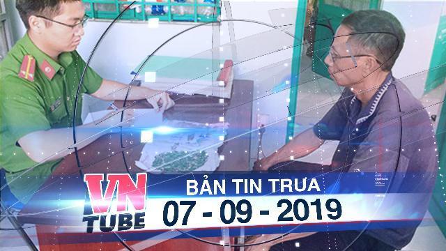 Bản tin VnTube trưa 07-09-2019: Đồng Nai: Bắt được chủ tiệm sửa xe rải đinh trên quốc lộ 51