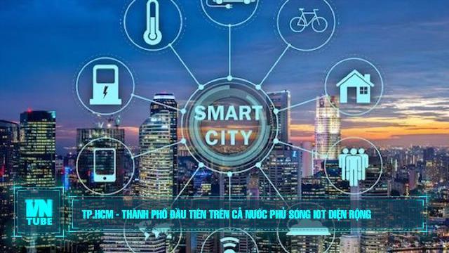 Toàn cảnh an ninh mạng số 3 tháng 09: TP.HCM - thành phố đầu tiên trên cả nước phủ sóng IoT diện rộng