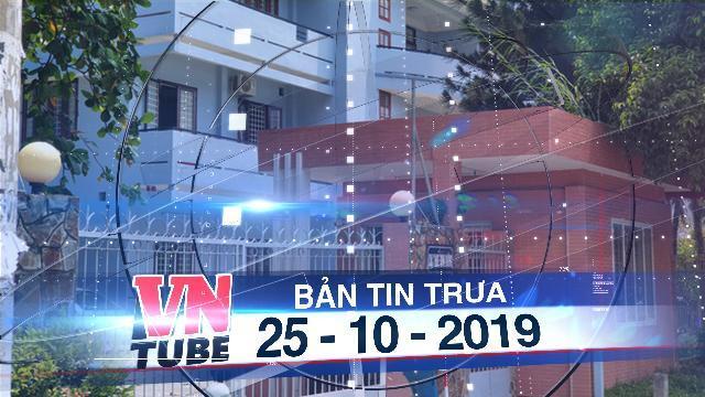 Bản tin VnTube trưa 26-10-2019: Công an xác định vụ nổ ở Cục Thuế Bình Dương là do khủng bố