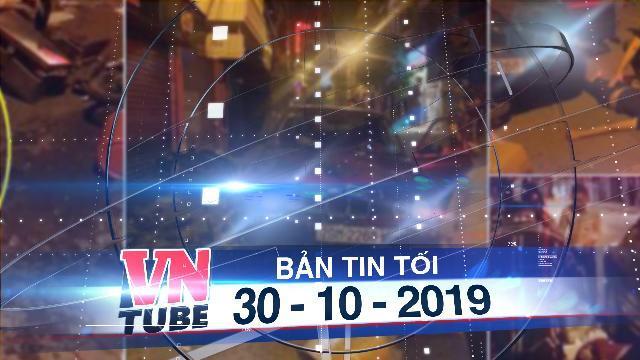 Bản tin VnTube tối 30-10-2019: Ô tô BMW tông hàng loạt người trên phố Mai Hắc Đế (Hà Nội)