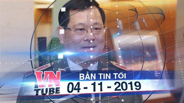 Bản tin VnTube tối 04-10-2019: Nghệ An bắt giữ 8 đối tượng đưa người ra nước ngoài trái phép