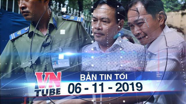 Bản tin VnTube tối 06-10-2019: Y án ông Nguyễn Hữu Linh 1 năm 6 tháng tù
