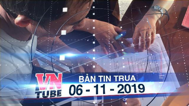 Bản tin VnTube trưa 07-11-2019: Các gia đình ở Hà Tĩnh viết đơn làm thủ tục nhận người thân tại Anh