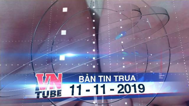 Bản tin VnTube trưa 11-11-2019: Không nghe lời, bé 5 tuổi nghi bị cô giáo dùng vật nhọn đâm tay