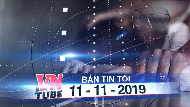 Bản tin VnTube tối 11-11-2019: Bé gái 13 tuổi tự đến công an báo bị cha ruột hiếp dâm nhiều lần
