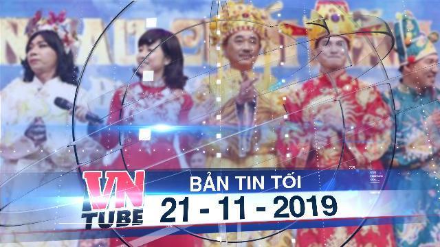 Bản tin VnTube tối 21-11-2019: VTV dừng sản xuất Táo Quân sau 16 năm