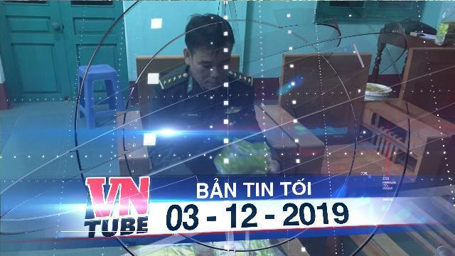 Bản tin VnTube tối 03-12-2019: Heroin, ma túy đá liên tục trôi dạt vào bờ biển miền Trung