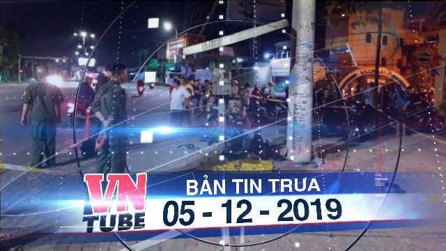 Bản tin VnTube trưa 05-12-2019: CSGT Bình Dương phủ nhận truy đuổi, bỏ mặc thanh niên tử vong