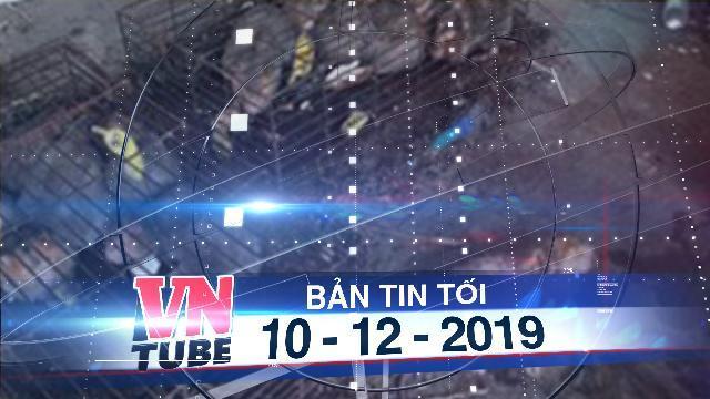 Bản tin VnTube tối 10-12-2019: Động vật hoang dã nằm chờ chết trong kho Hải quan vì xử lý chậm