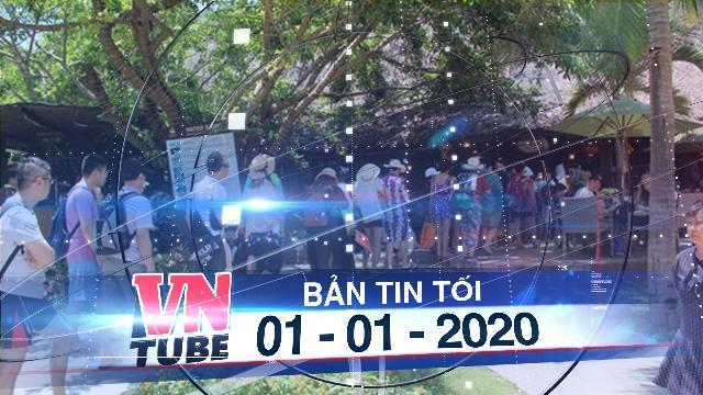 Bản tin VnTube tối 01-01-2020: 37 người Trung Quốc nhập viện sau khi ăn buffet sáng tại Nha Trang