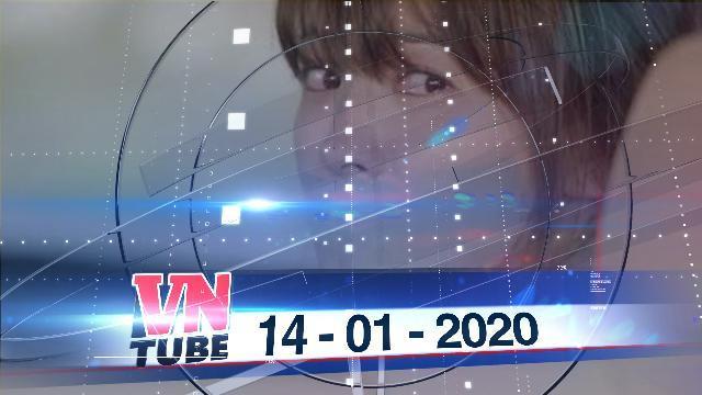 Bản tin VnTube tối 14-01-2020: Nhóm thanh niên bắt cóc nữ sinh viên để tống tiền 5 tỉ đồng
