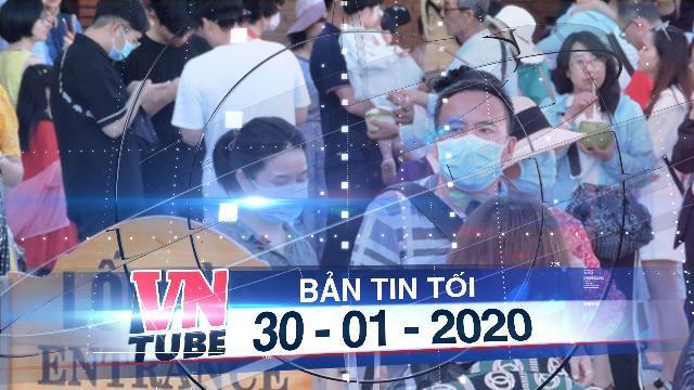Bản tin VnTube tối 30-01-2020: Nữ nhân viên lễ tân tiếp xúc bệnh nhân Li Ding có dấu hiệu nhiễm corona