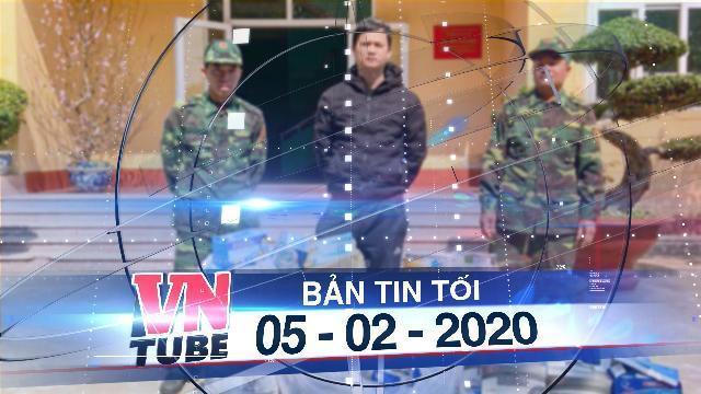 Bản tin VnTube tối 05-02-2020: Hà Nội thu giữ số lượng lớn khẩu trang sắp đưa lên biên giới
