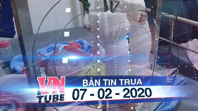 Bản tin VnTube trưa 07-02-2020: Bé trai 4 tháng tuổi nghi bị bố đánh gãy xương, xuất huyết não
