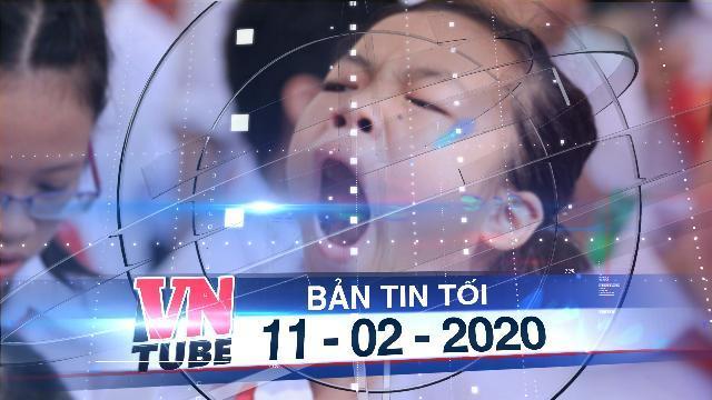 Bản tin VnTube tối 11-02-2020: Học sinh TP.HCM sẽ đi học trở lại từ ngày 17-2