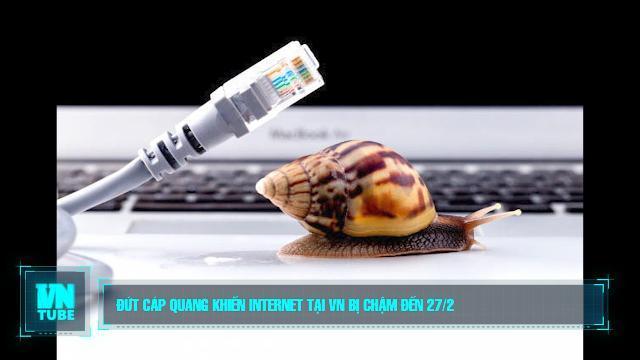 Toàn cảnh an ninh mạng số 4 tháng 2: Đứt cáp quang khiến Internet tại VN bị chậm đến 27/2