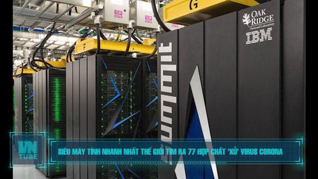 Toàn cảnh an ninh mạng số 4 tháng 3: Siêu máy tính nhanh nhất thế giới tìm ra 77 hợp chất 'xử' virus corona