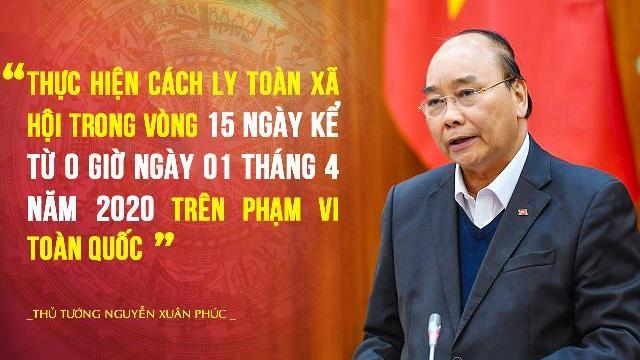 Chỉ thị 16 của Thủ tướng: Yêu cầu cách ly toàn xã hội 15 ngày.mp4