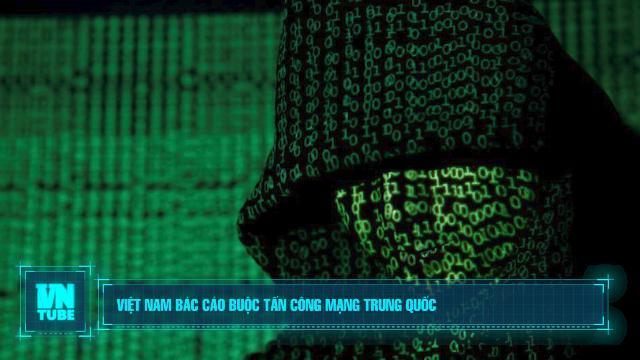 Việt Nam bác cáo buộc tấn công mạng Trung Quốc