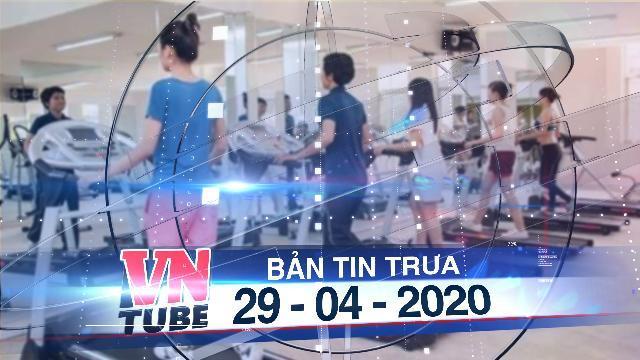 TP.HCM cho phép mở lại phòng gym, cấm tụ tập trên 30 người