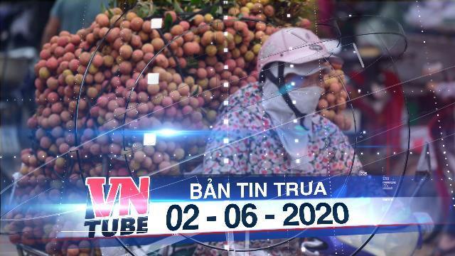 Hơn 300 người Trung Quốc được nhập cảnh để mua vải thiều