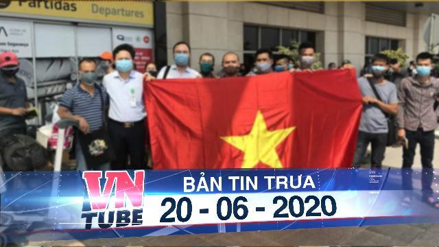 309 công dân Việt Nam từ Angola về nước, cách ly ở Quảng Ninh