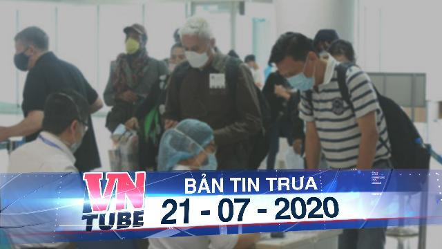 Thêm 12 người mắc COVID-19 ở Việt Nam