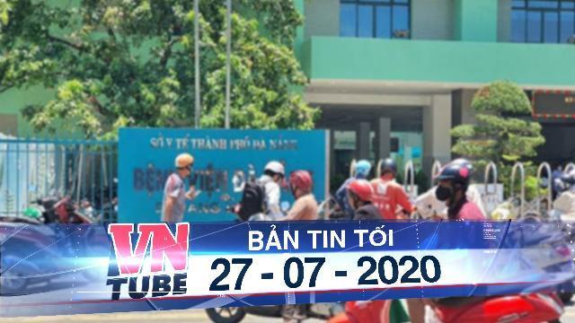 30 người cách ly bỏ trốn khỏi bệnh viện Đà Nẵng
