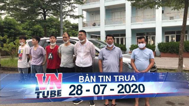 TP.HCM phát hiện 8 người Trung Quốc nhập cảnh trái phép