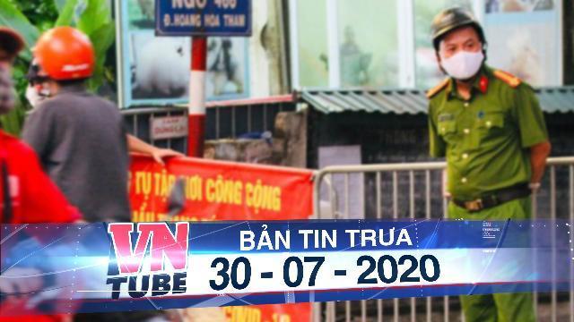 Thêm 9 ca COVID-19 mới tại Đà Nẵng và Hà Nội