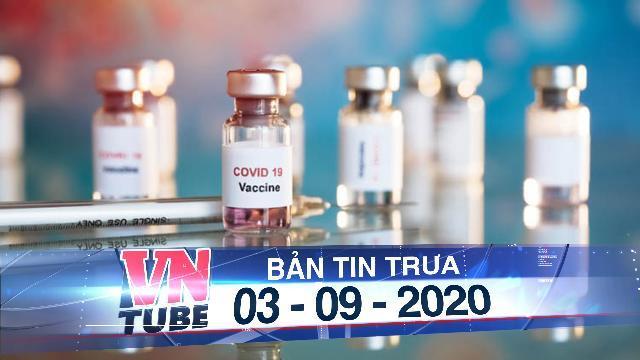 Mỹ chuẩn bị phân phát vắc xin COVID-19 cuối tháng 10