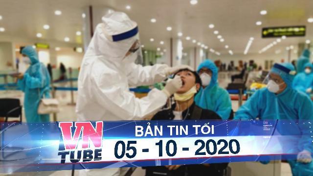 Một người ở Hà Nội, xét nghiệm nhanh tại sân bay dương tính với COVID-19
