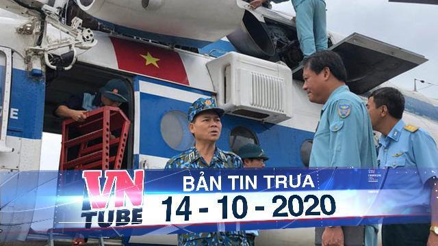 Sạt lở thủy điện Rào Trăng 3: Trực thăng quân sự sẵn sàng cứu nạn