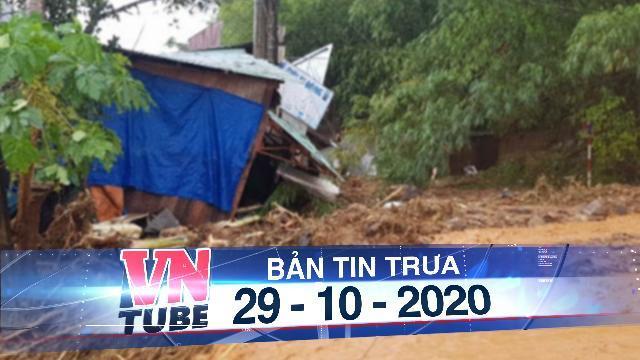 Quảng Nam: 53 người mất tích do sạt lở núi ở 2 xã, 15 thi thể được tìm thấy
