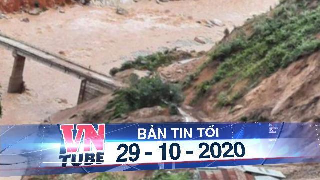50 người bị cô lập ở công trình thủy điện Đăk Mi 2