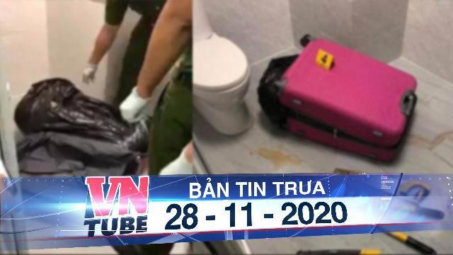 Phát hiện thi thể người trong vali tại khu dân cư quận 7