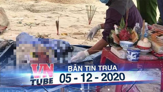 hi thể không đầu trôi dạt vào bờ biển Thừa Thiên - Huế