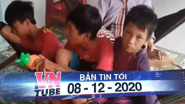3 em nhỏ đạp xe 5 ngày đêm từ Cà Mau lên Sài Gòn để gặp cha mẹ