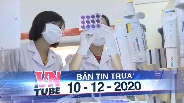 9h sáng nay 10-12, dự án thử nghiệm vắc xin COVID-19 của Việt Nam bắt đầu