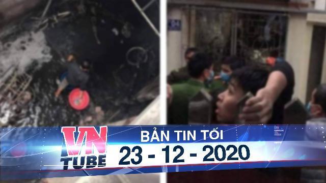 Nổ lớn, nghi do bình gas tại nhà dân, 2 người chết