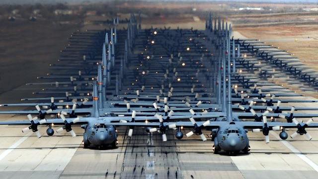 Top 10 quốc gia có lực lượng không quân mạnh nhất thế giới 2016