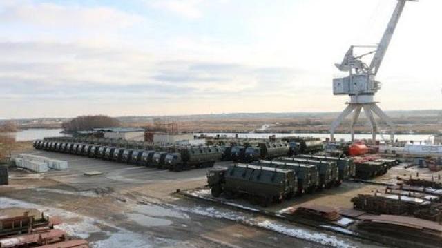 Hoàng loạt vũ khí tối tân đang trên đường về Việt Nam răn đe Trung Quốc