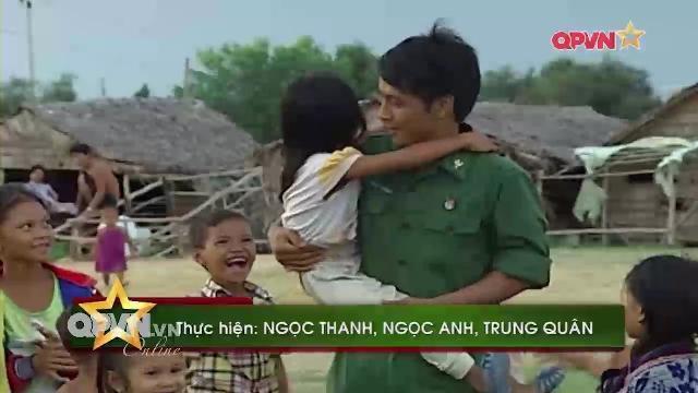 Quân đội Việt Nam đoàn kết, gắn bó với nhân dân Campuchia