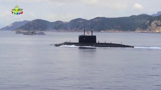 Hải quân Việt Nam làm chủ vũ khí hiện đại, bảo vệ vững chắc chủ quyền biển đảo