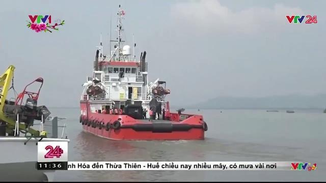 Cảnh sát biển vùng 3 trực chiến ngày Xuân bảo vệ chủ quyền của tổ quốc