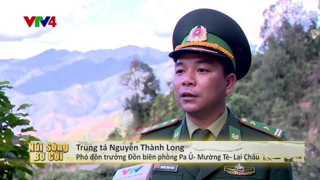 Núi sông bờ cõi: Cột mốc biên giới, nơi con sông Đà hòa vào đất Việt