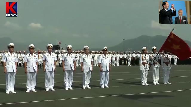 """Chủ tịch nước Trần Đại Quang cảnh cáo những """"cái đầu nóng"""" Trung Quốc"""