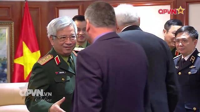 Việt Nam - Israel đẩy mạnh hợp tác quân sự, quốc phòng